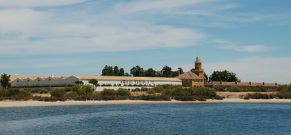 Tavira hotels in the Ria Formosa Natural Reserve
